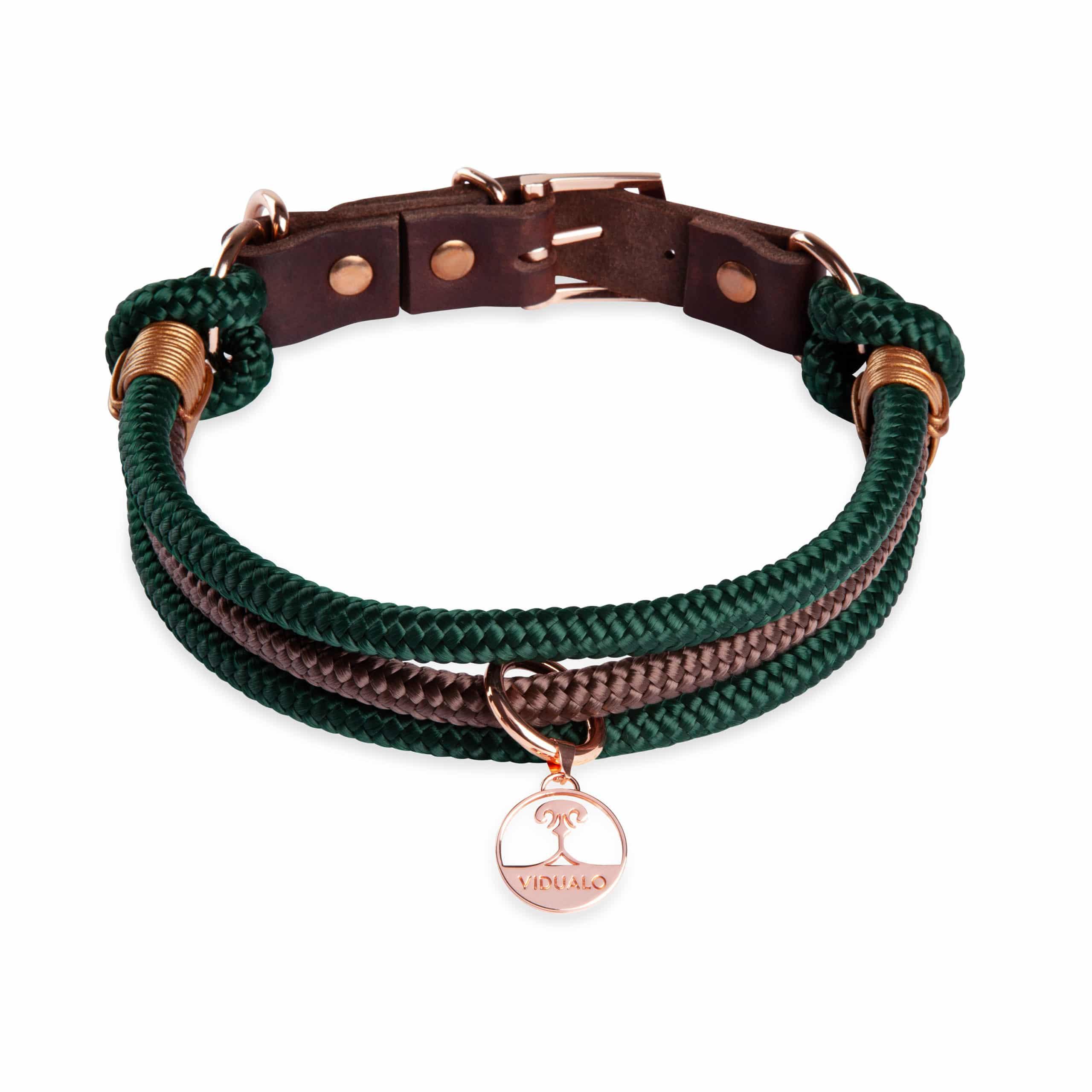 Vidualo - Hundehalsband - Look William